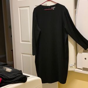 Ellen Tracy Company Black Dress